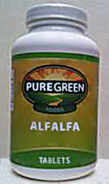 New label Alfalfa