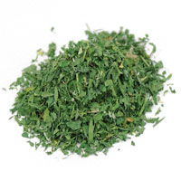 alfalfa tea leaf