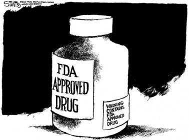 Warning-fda-approved
